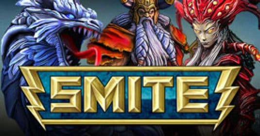 Smite — обои и арты