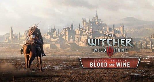 Стала известна дата выхода дополнения Кровь и вино к The Witcher 3