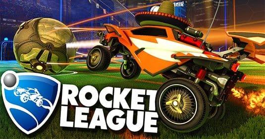 Rocket League на дисках уже этим летом