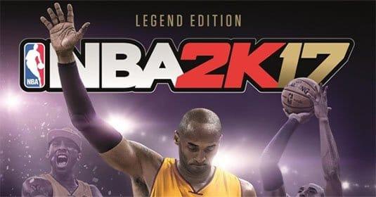 Состоялся анонс NBA 2K17