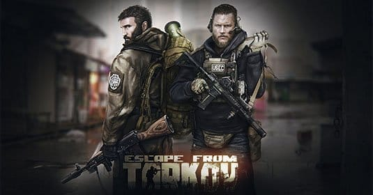 ������������ ����� ��������� �� Escape from Tarkov