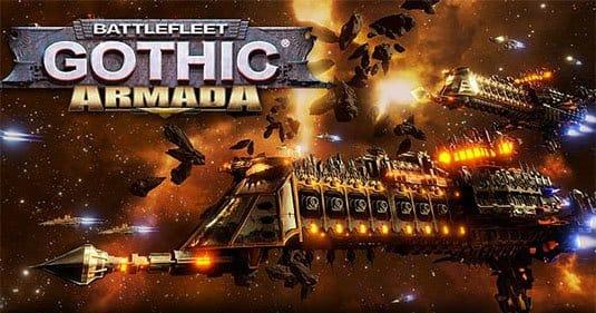 Эпическое сражение в релизном трейлере Battlefleet Gothic: Armada. Релиз уже завтра