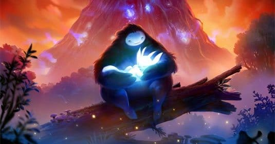 Ori and the Blind Forest Definitive Edition �� �� �������� ����� ��������� ����