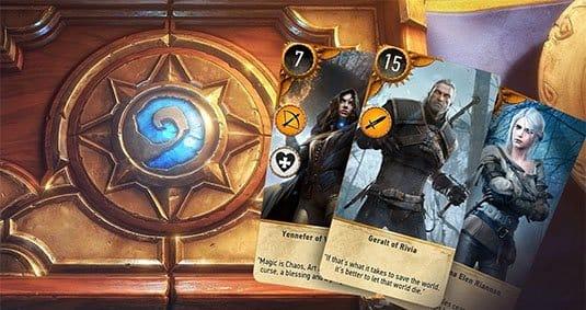 Гвинт из Ведьмака 3 станет полноценной мобильной игрой