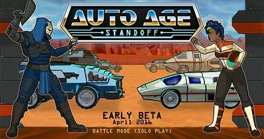 Auto Age: Standoff — постапокалиптическая Dota готовится к бета-тестам