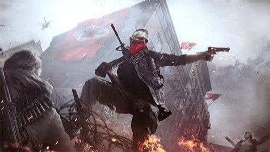 История падения Америки в новом трейлере Homefront: The Revolution