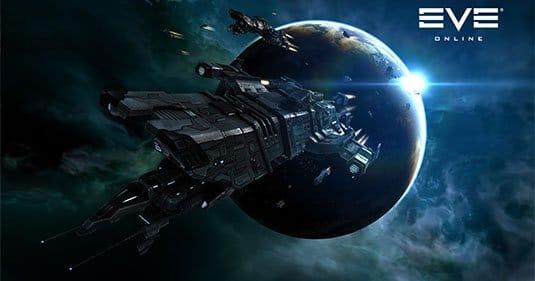 Бесплатные выходные с EVE Online на Steam