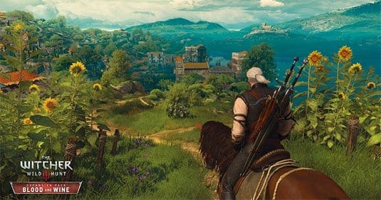 90 ����� ������, ����� 30 ����� �������� � ������ ���������� � ���������� The Witcher 3: ����� � ����