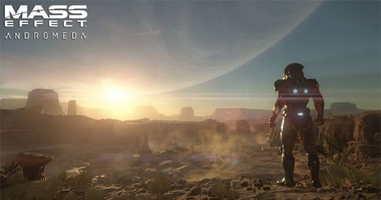 ������������. Mass Effect: Andromeda ������ � ������ 2017 ����