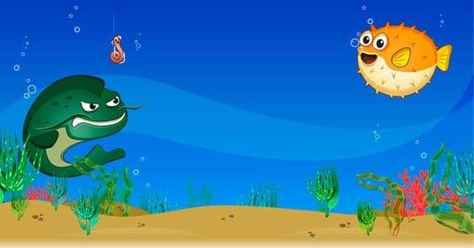 Рыбные дуэли