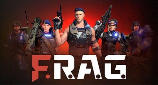 ��������� ����� ������ �� ������� � ����-������������ ���������� F.R.A.G