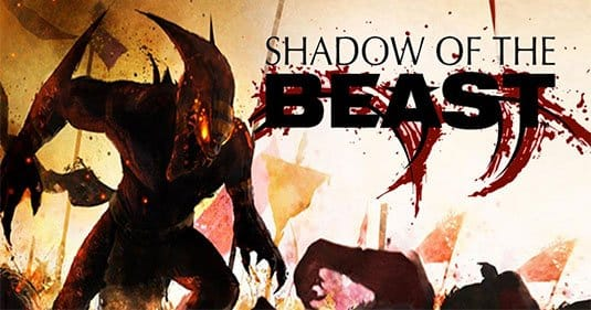 Shadow of the Beast � �������� � ������ ������