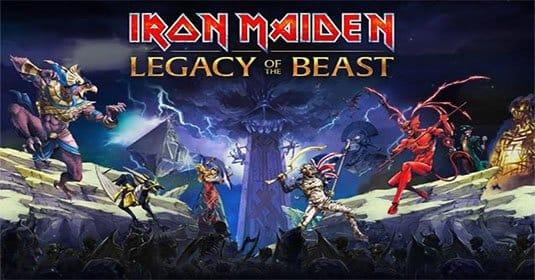 Iron Maiden: Legacy of the Beast — дебютирует в конце следующего месяца