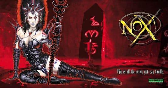 Игра Nox доступна бесплатно в Origin