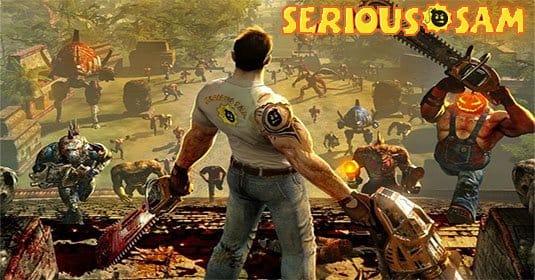 На ближайшей выставке E3 состоится анонс Serious Sam 4