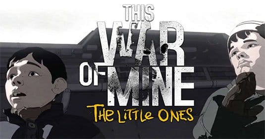 This War of Mine: The Little Ones дебютирует на ПК