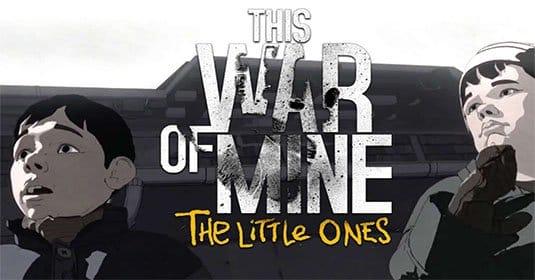 This War of Mine: The Little Ones дебютирует на ПК