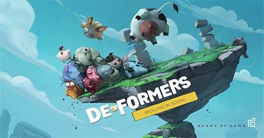 Компания Ready At Dawn анонсировала De-formers – красочный, многопользовательский арена-экшен