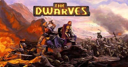 The Dwarves, RPG �� ���������� The Book of Unwritten Tales, ���������� ������
