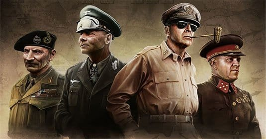 Hearts of Iron IV ������� ���������� �� �����