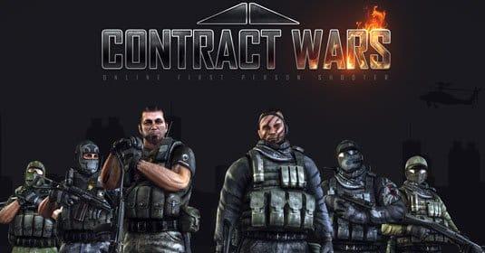 Консоль и консольные команды в Contract Wars