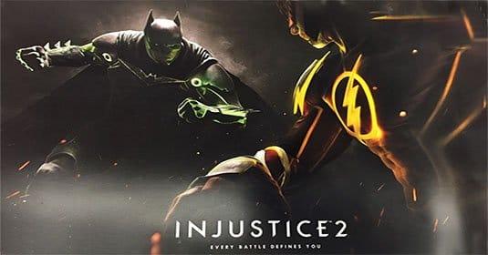 Injustice 2 — разработка подтверждена, постер утек в сеть