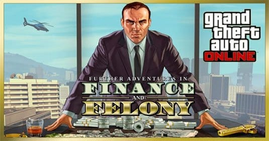 GTA Online — масштабное обновление Further Adventures in Finance and Felony уже доступно