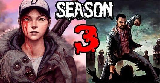 The Walking Dead: Season Three — опубликован первый трейлер