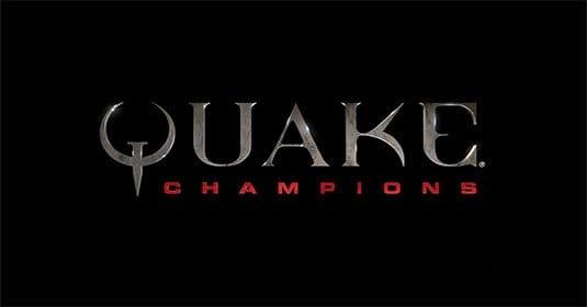 E3 2016 — анонсирована Quake Champions