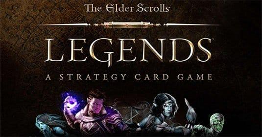 The Elder Scrolls: Legends — сюжетный трейлер с фрагментами игрового процесса