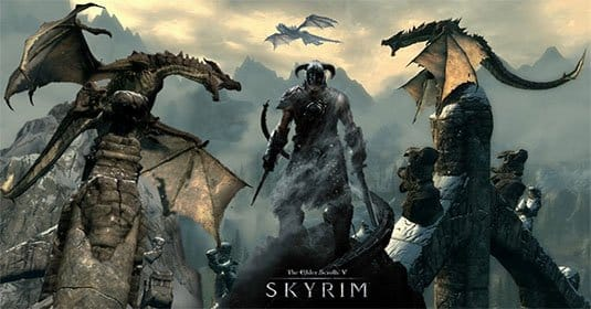 ��������� ����������� ����� ����������� The Elder Scrolls V: Skyrim - Special Edition