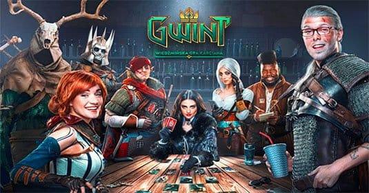 Самостоятельная игра Гвинт официально анонсирована