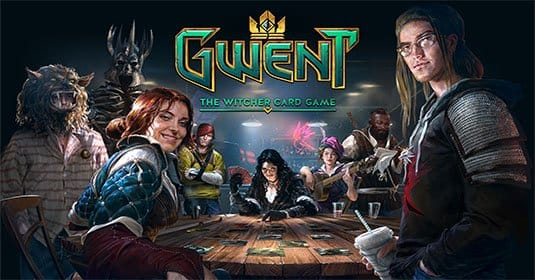 ������� �������� ���� Gwent: The Witcher Card Game