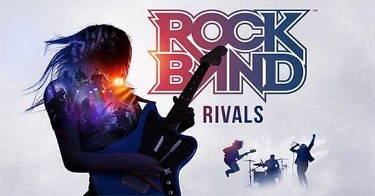 Rock Band 4 � ������������ ���������� Rock Band Rivals
