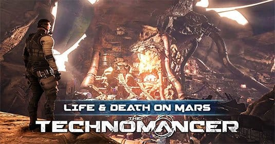 The Technomancer � ����������� ����� �������. �������� ��� �����