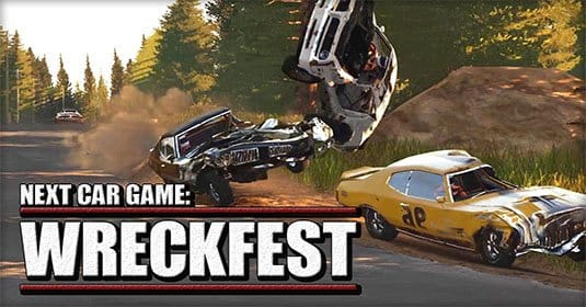Next Car Game: Wreckfest жива и получает очередное обновление