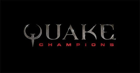 Quake Champions — Тим Уиллитс раскрывает первые подробности