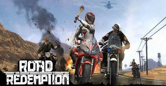 Известна дата премьеры Road Redemption