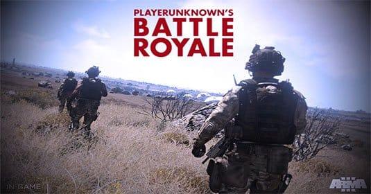 Battlegrounds — новая игра от создателя мода Battle Royale для Arma III