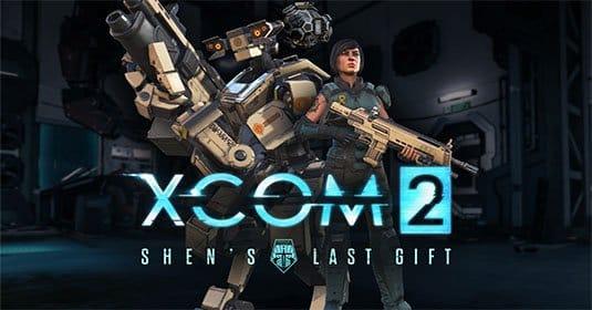 XCOM 2 — премьера DLC «Последний подарок Шэнь» и масштабного обновления