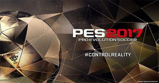 Стала известной дата выхода Pro Evolution Soccer 2017