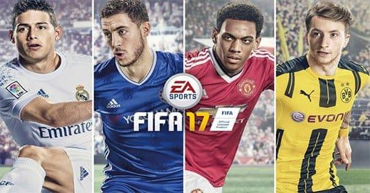 FIFA 17 — опубликован новый трейлер с фрагментами геймплея