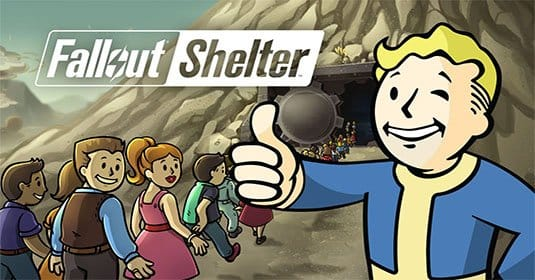 Fallout Shelter � ������� ���������� � ��-������ ��� �� ���� ������