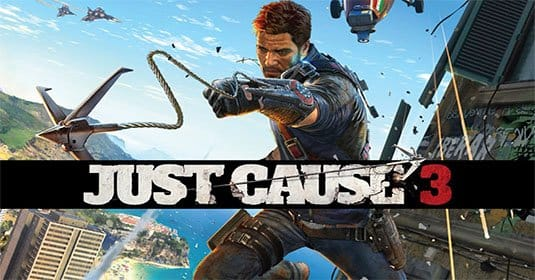 Just Cause 3 ��������� ��� ������������ � ��������� ���� ������� ������
