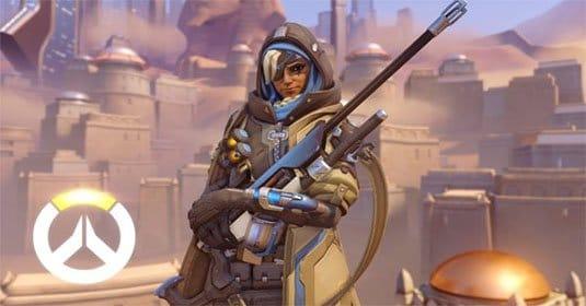 Overwatch — снайпер Анна новый герой