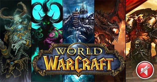 World of Warcraft — Blizzard будет глушить нарушителей чата