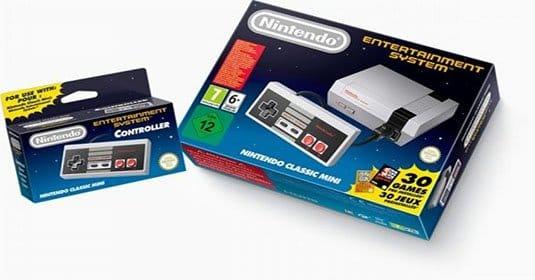 Mini NES — Nintendo готовит обновленную версию своей первой консоли