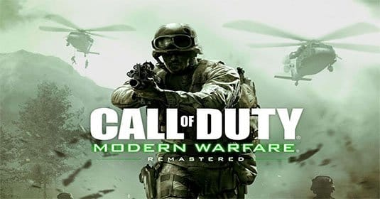Call of Duty: Modern Warfare Remastered — демонстрация геймплея