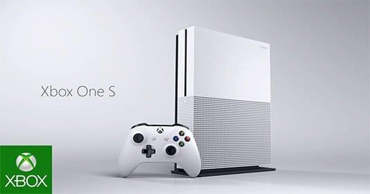 Xbox One S появится в продаже 2 августа