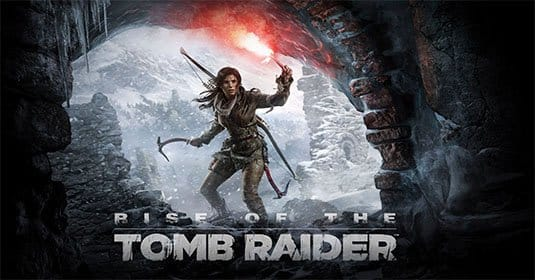 Rise of the Tomb Raider появится на PlayStation 4  в октябре